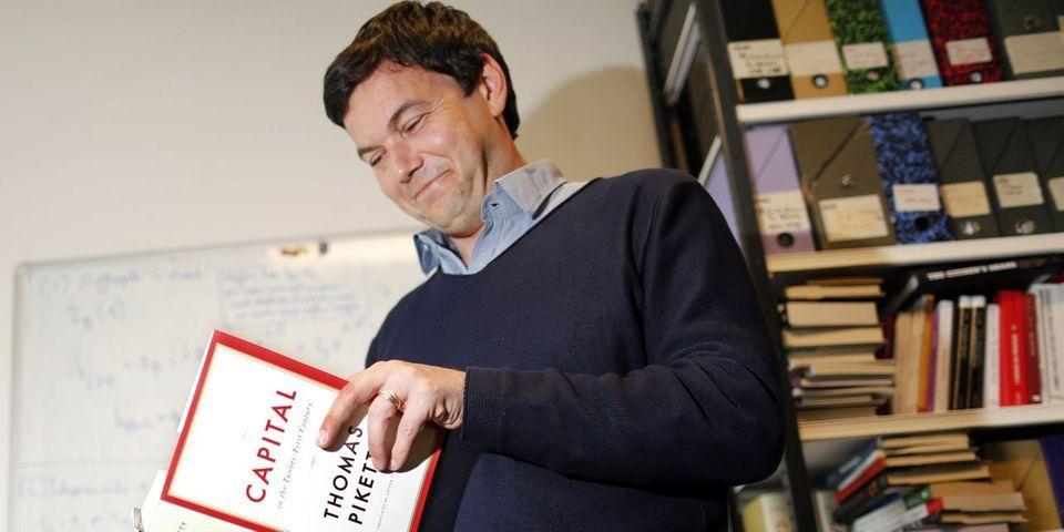 """Thomas Piketty regrette que Michel Sapin n'ait pas lu son livre """"Le capital au XXIe siècle"""""""