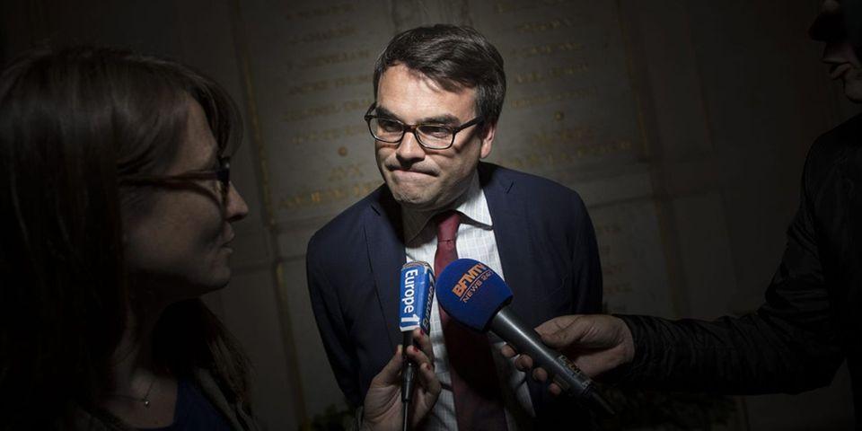Thomas Thévenoud, persuadé qu'il y a des micros cachés dans son appartement