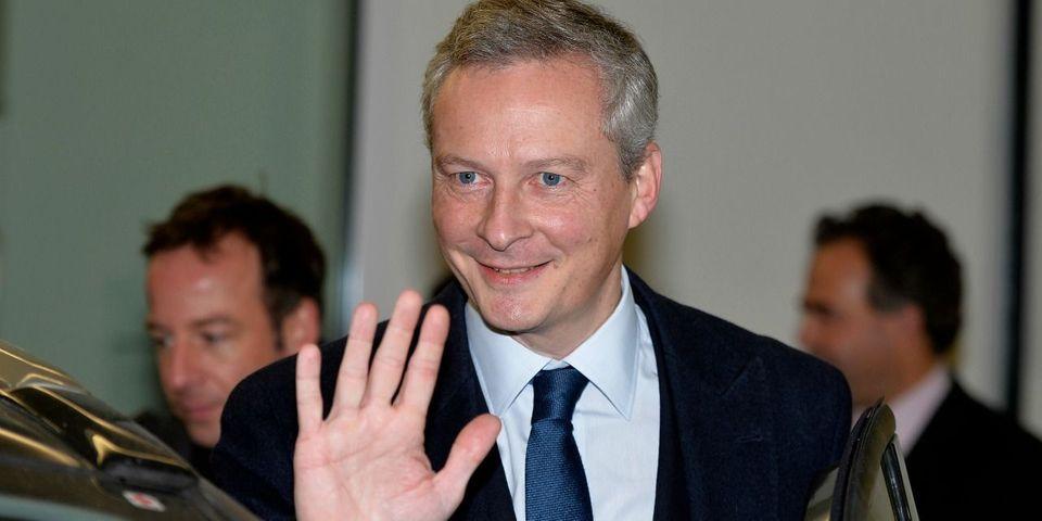 Toujours pas candidat à la primaire de la droite et du centre, Bruno Le Maire a inauguré ce qui ressemble à un QG de campagne