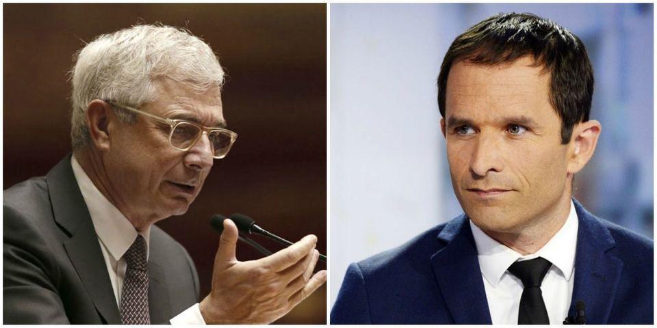 Tour à tour, les socialistes Benoît Hamon et Claude Bartolone s'excusent auprès d'Eric Woerth après sa relaxe dans l'affaire Bettencourt