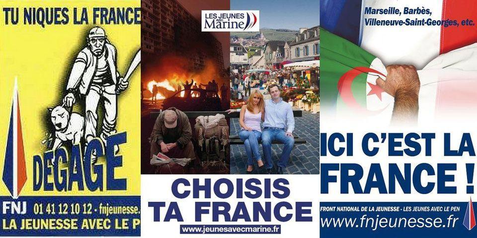 Tour d'Europe des affiches de la haine