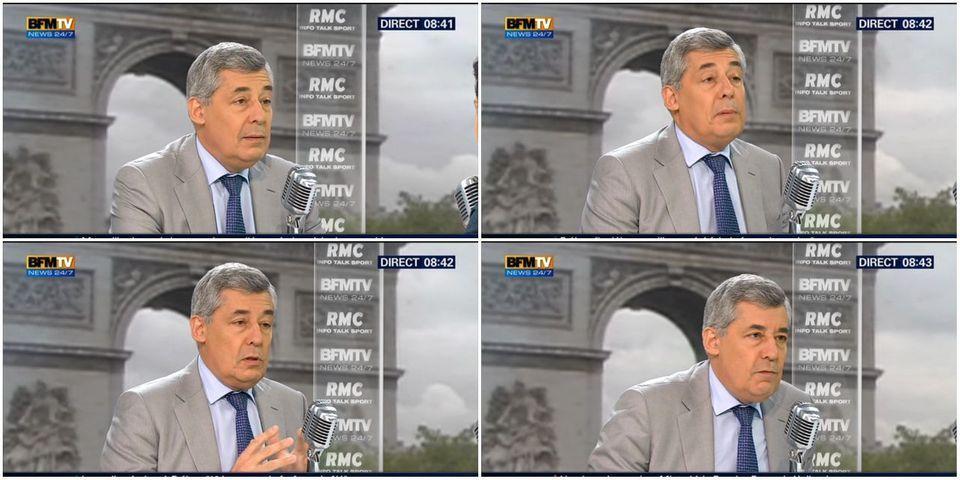 """""""Tous les chiffres sont manipulés"""" : le coup de gueule d'Henri Guaino contre les chiffres du chômage"""