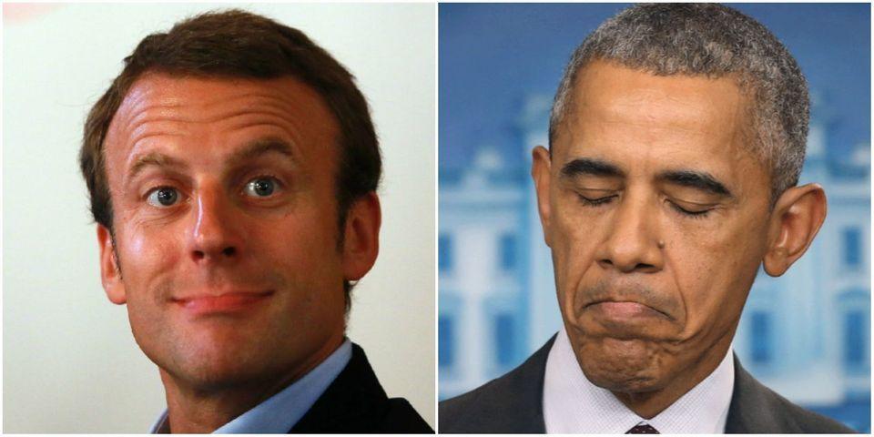 Toutes ces raisons pour lesquelles Emmanuel Macron est le Barack Obama français (enfin selon sa porte-parole Laurence Haïm)