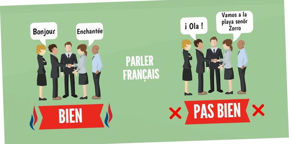 Toutes ces règles à suivre pour être français, selon les codes du FN