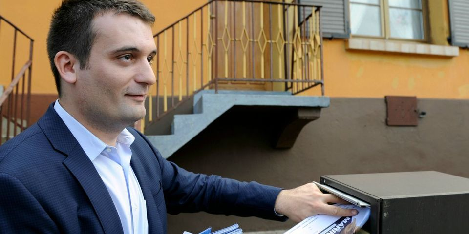 """Tranquilou, Florian Philippot craint que """"les gouvernements"""" n'aient pour """"projet"""" que les Français """"s'habituent"""" aux attentats"""