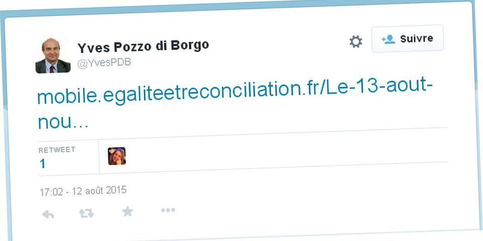 """Tranquilou, un sénateur UDI relaie un article du site d'Alain Soral par """"erreur"""""""