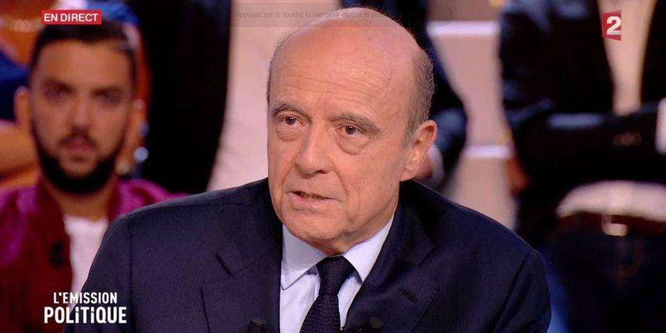 """Juppé affirme que """"le plus jeune des sénateurs de France"""" le soutient (sauf que non puisqu'il s'agit du FN David Rachline)"""