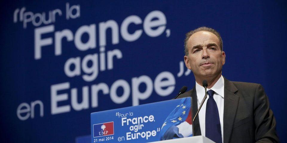 Le jour où Jean-François Copé a quitté la tête de l'UMP