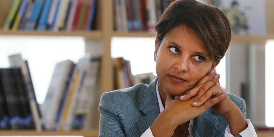 """Un cadre du parti de gauche estime que Najat Vallaud-Belkacem est """"dangereuse pour l'école"""""""