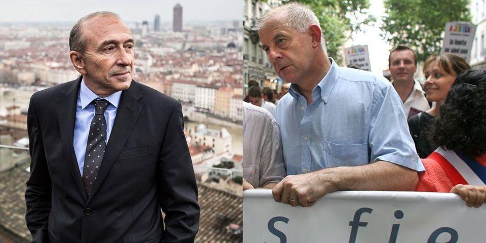 """Un collaborateur de Gérard Collomb claque la porte de la majorité """"trop à droite"""" et rejoint les écologistes"""