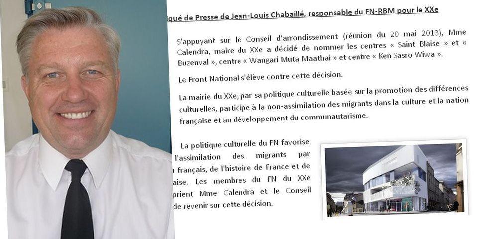 Un commandant de CRS candidat du Front national aux municipales parisiennes