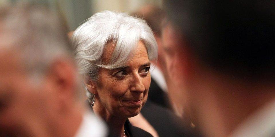 Un dîner avec Christine Lagarde ? 100.000 dollars s'il vous plaît