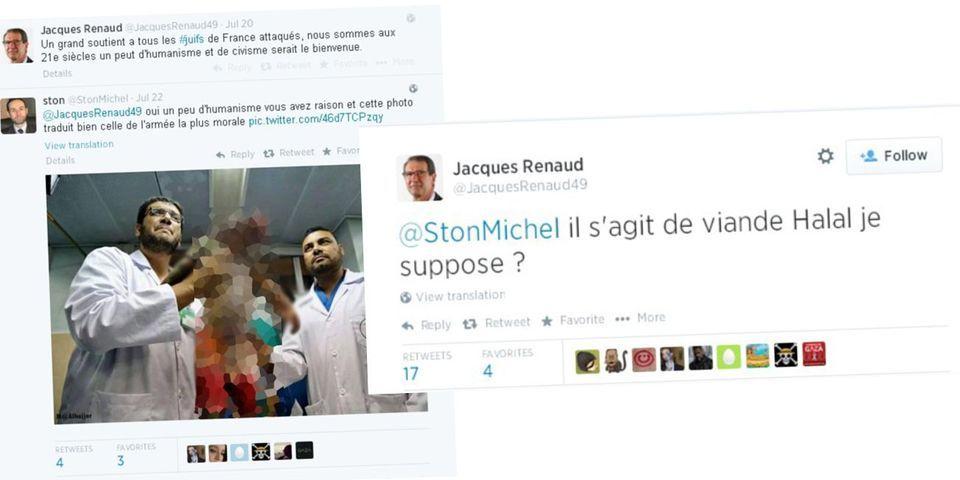 Un élu de Montreuil-Juigné, Jacques Renaud, porte plainte pour usurpation d'identité après un tweet qui fait scandale