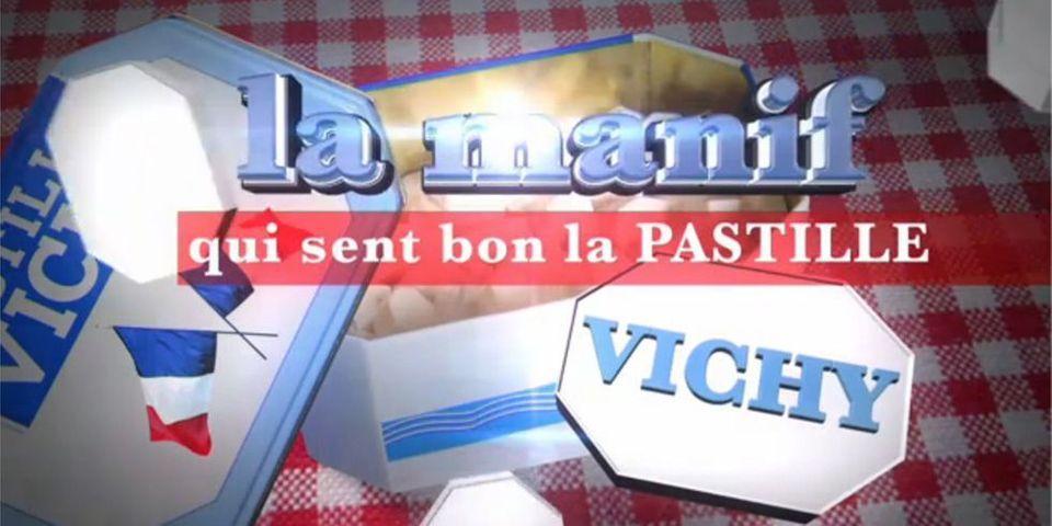 Un élu de Vichy envoie 24.774 pastilles de Vichy à Yann Barthès