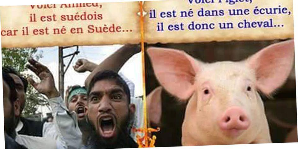 Un élu FN dresse un parallèle entre musulmans et porcs pour dénoncer le droit du sol