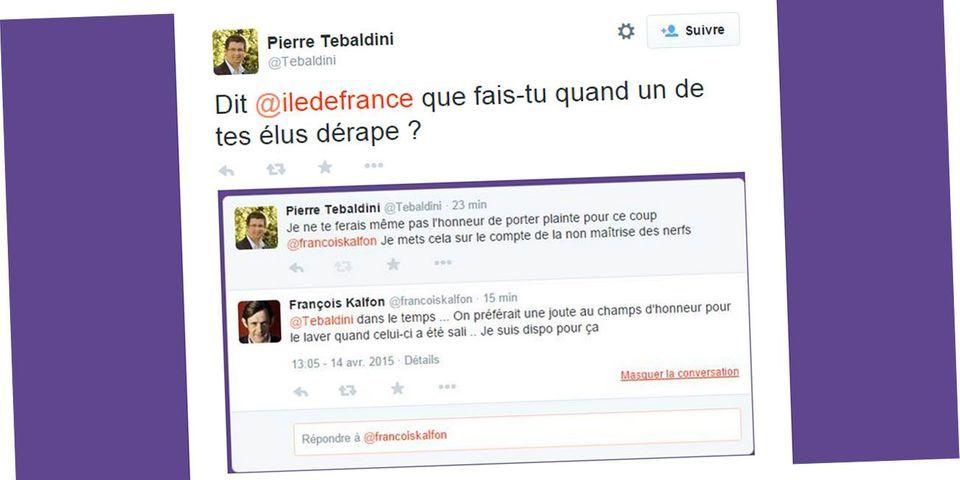 Un élu UDI accuse François Kalfon, secrétaire national du PS, de l'avoir giflé