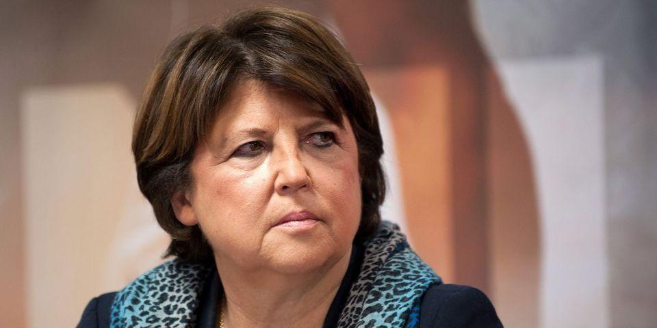 Un gros camouflet pour Martine Aubry : seulement trois socialistes ont voté pour le sous-amendement rejetant la fusion Picardie / Nord-pas-de-Calais