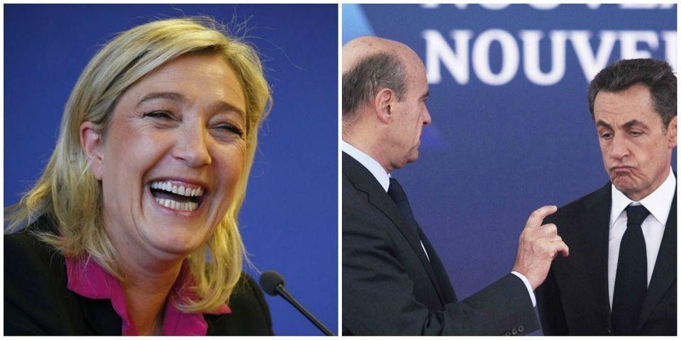 """Un jour, rien qu'un jour, sans parler du FN, sans parler du """"match"""" Juppé/Sarkozy"""