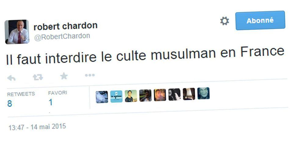 Un maire UMP propose d'interdire l'islam en France