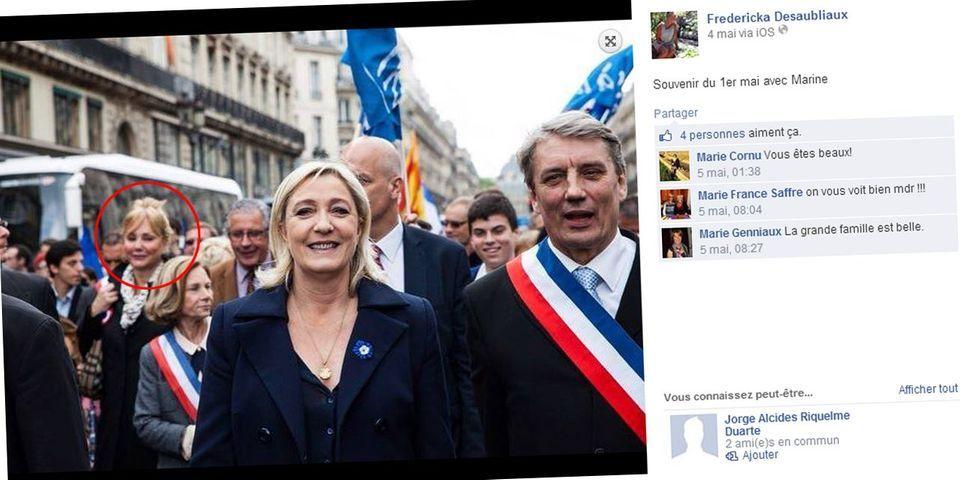 Une conseillère municipale FN de Dijon fait la promotion de messages anti-musulmans et homophobes