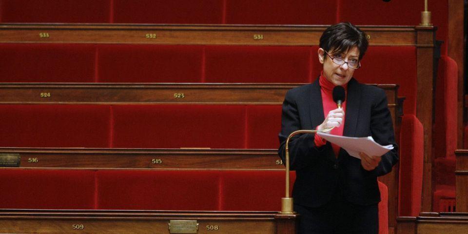 """Une députée socialiste s'énerve contre le """"marketing"""" médiatique des frondeurs"""
