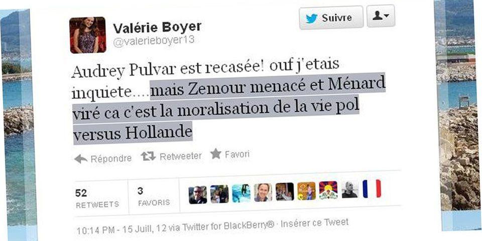 Une députée UMP prend la défense de Zemmour et Ménard