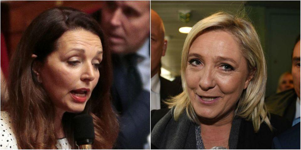 Valérie Boyer joue la doublure de Marine Le Pen pour entraîner François Fillon aux débats télévisés
