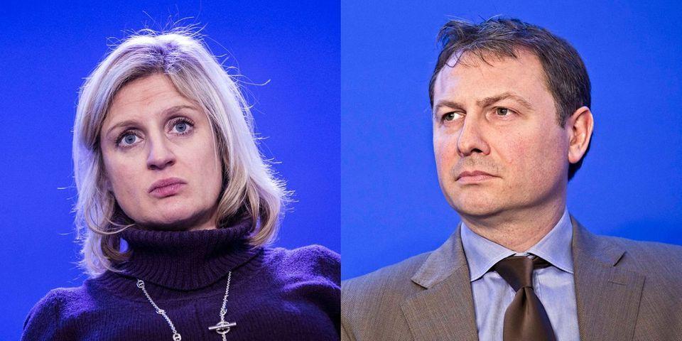 Valérie Debord et Sébastien Huygue dénoncent une attaque de spams à l'encontre des sarkozystes sur Twitter