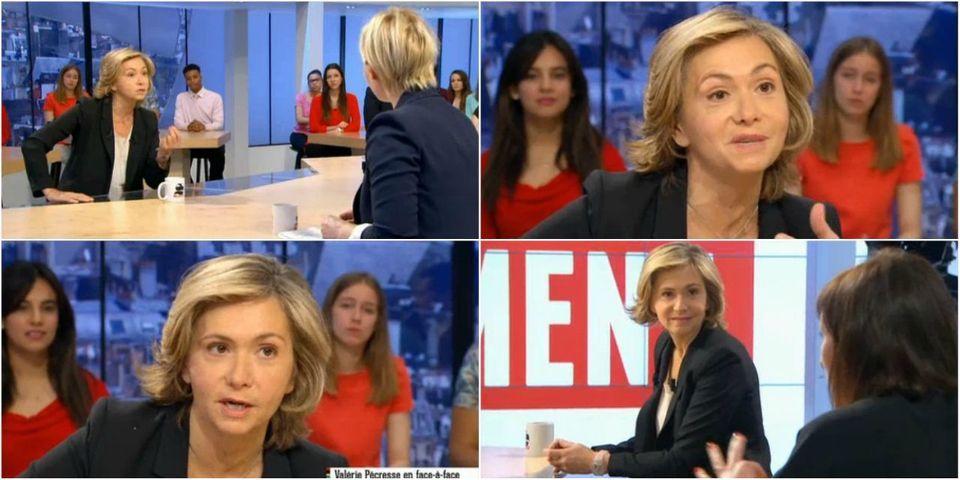 """Valérie Pécresse défendant la place des femmes en politique: """"les femmes, ce sont les épinards"""""""