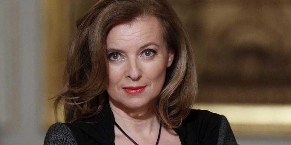 """Valérie Trierweiler au Grand Journal : """"pas de sujet tabou"""""""
