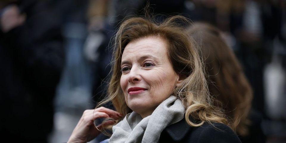 Valérie Trierweiler salue la libération des journalistes français en citant Marc Lévy