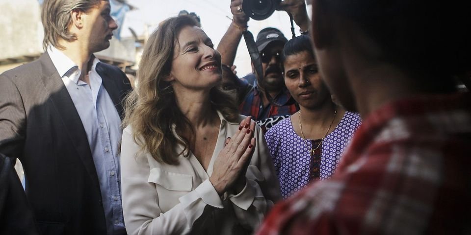 Valérie Trierweiler touchera plus de 600.000 euros pour son livre selon le Figaro