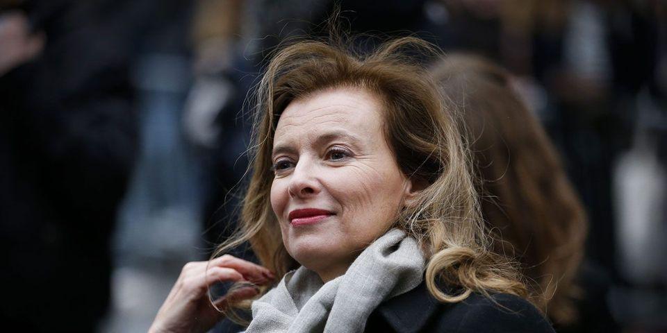 """Valérie Trierweiler va adresser """"un message"""" à François Hollande pour l'alerter sur la situation en Haïti"""