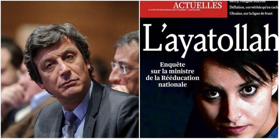 """Valeurs actuelles porte plainte contre David Assouline et Sihem Souid qui ont qualifié sa une de """"raciste"""""""