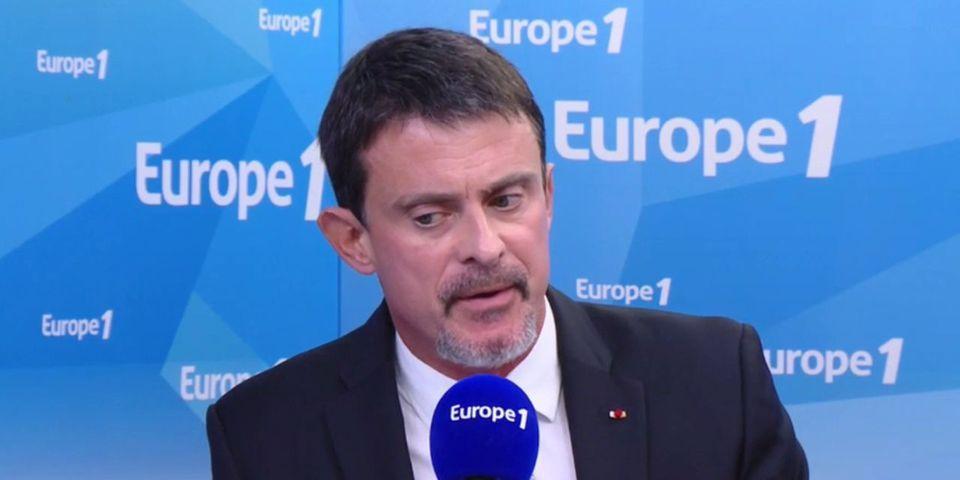 Valls dénonce le texte de la députée LFI Obono où elle raconte ne pas avoir pleuré Charlie Hebdo mais pour la censure de Dieudonné