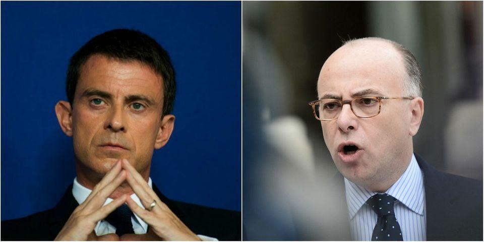 Valls et Cazeneuve répondent à Sarkozy dans un long communiqué commun sur les mesures prises pour lutter contre le terrorisme