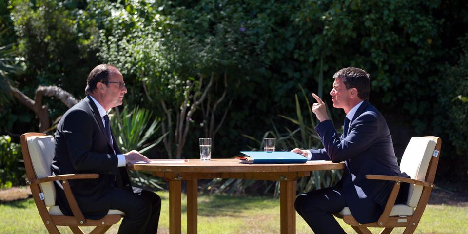 Valls II: suivez en direct les tractations en vue du nouveau gouvernement