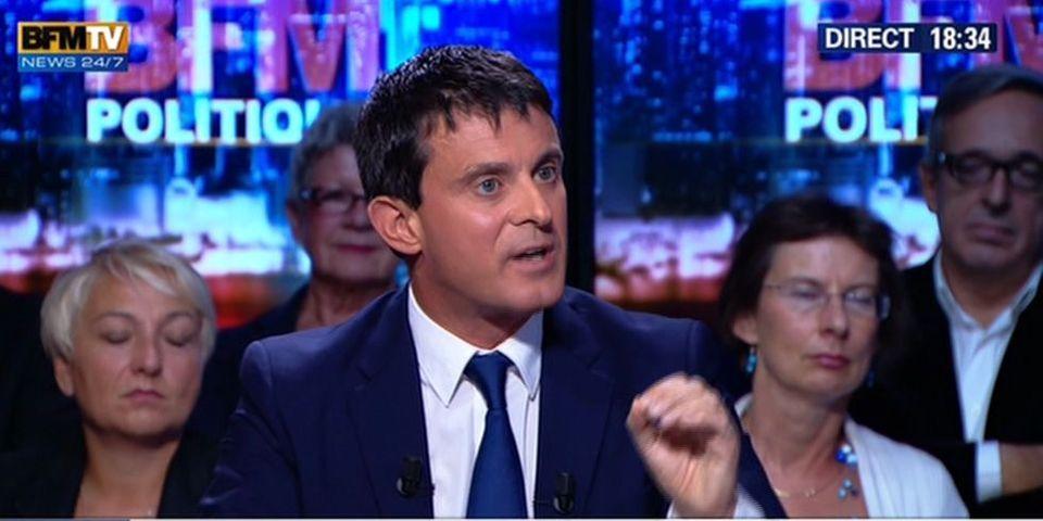 "Manuel Valls juge les critiques de Cécile Duflot ""insupportables"""