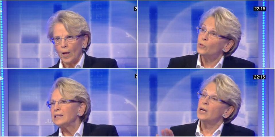 """VIDÉO - À partir du """"Penelope Gate"""", Michèle Alliot-Marie en vient à parler... du régime de Ceausescu"""
