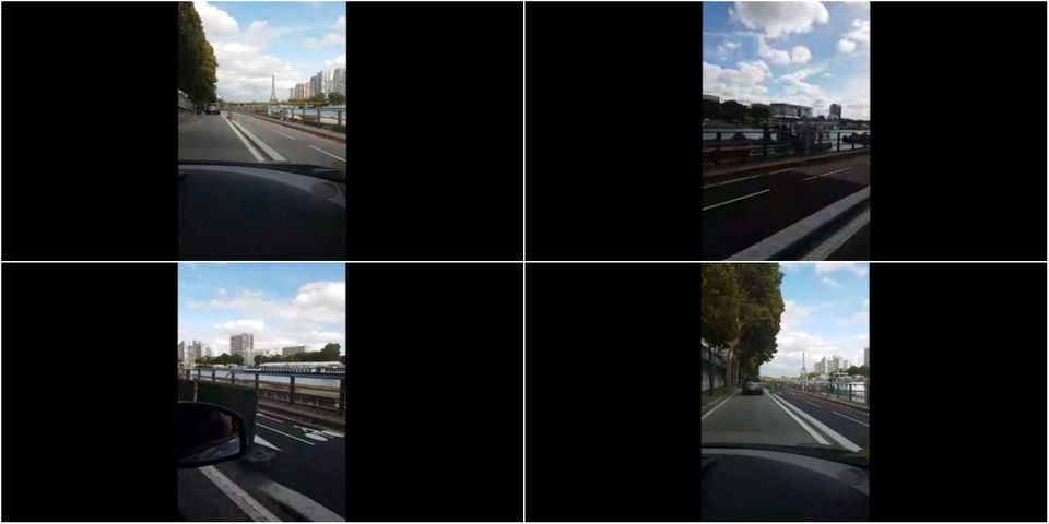 VIDÉO - Aurore Bergé se moque de l'absence de vélos sur la piste cyclable de la voie Pompidou qui est… fermée aux cyclistes