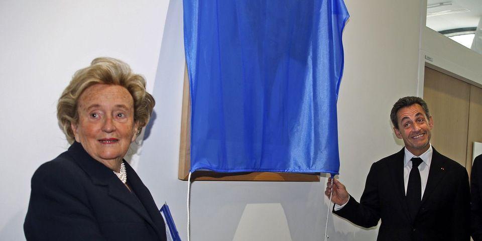 Vidéo : Bernadette Chirac voit déjà Nicolas Sarkozy réélu