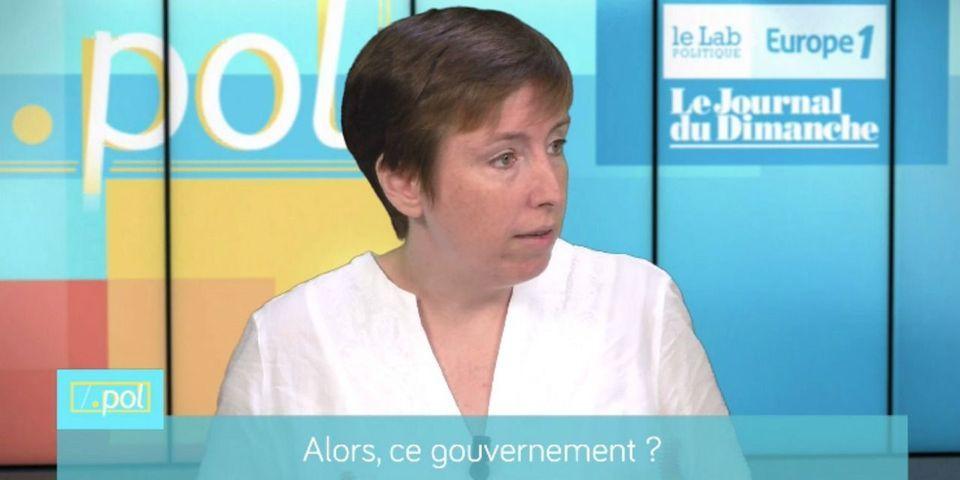 VIDÉO - Caroline de Haas, candidate la18citoyenne soutenue par le PCF et EELV aux législatives est l'invitée de .pol