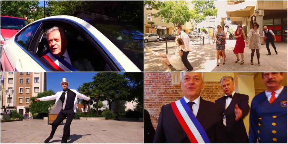 VIDÉO – Cette reprise de La La Land par le maire de Vanves est très gênante