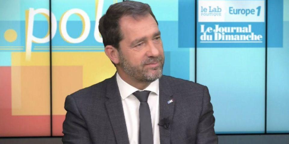 VIDÉO - Christophe Castaner, porte-parole d'Emmanuel Macron, est l'invité de .pol