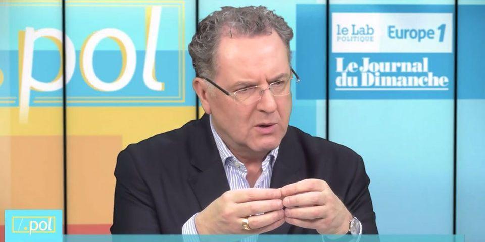 """VIDÉO - Colonisation et """"crime contre l'humanité"""" : Richard Ferrand assure qu'Emmanuel Macron n'a fait que respecter la définition juridique"""