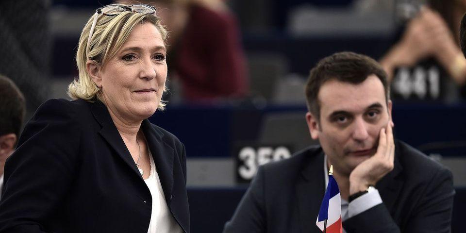 VIDÉO - Depuis qu'il a quitté le FN, Florian Philippot n'appelle plus Marine Le Pen de la même façon