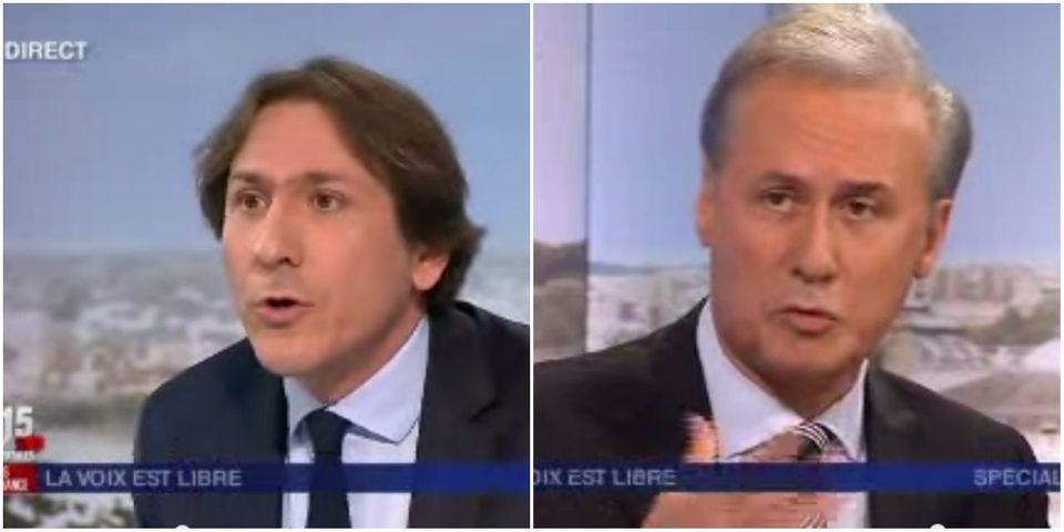 [VIDEO] Échange musclé entre Jérôme Guedj (PS) et Georges Tron (UMP) sur fond d'accusation de viol