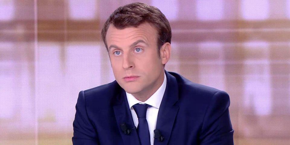 VIDÉO - Emmanuel Macron accuse Marine Le Pen d'avoir récusé une journaliste pour le débat de l'entre-deux-tours
