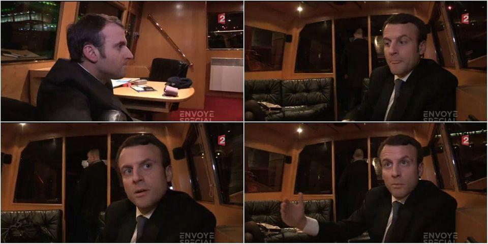"""VIDÉO - Emmanuel Macron : """"Je ne serais pas socialiste ? Dont acte"""""""