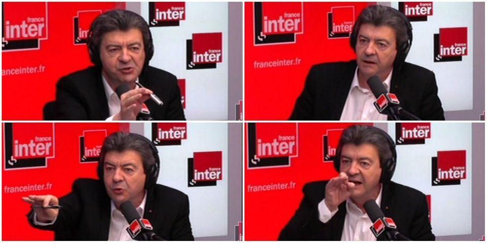 """VIDÉO - En 2012, Jean-Luc Mélenchon dénonçait """"les chefs qui vont dans des planques où ils sont assurés d'être élus"""""""